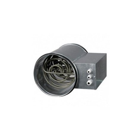 Chauffage introducteur ventilation 250mm (2,8 à 4,1 kW)