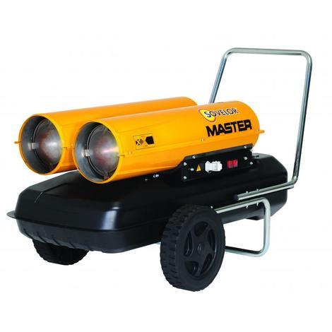 Chauffage master SOVELOR air pulsé mobiles au fuel - B310 - -