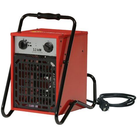 Chauffage Portable Electrique - SOVELOR - B 33