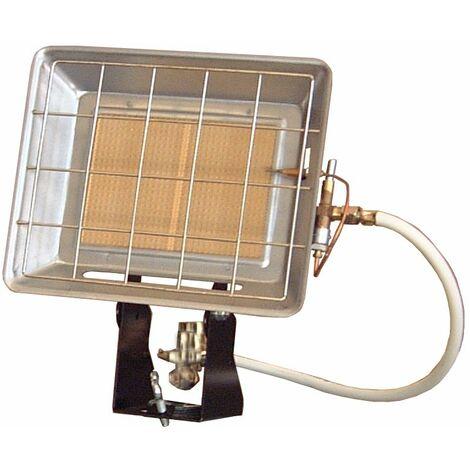 Chauffage radiant gaz mobile SOVELOR Intérieur- SOLOR 4200 CA/B - -