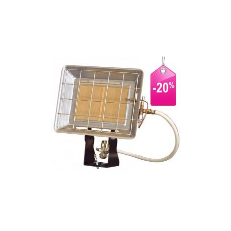 CHAUFFAGE RADIANT GAZ SOVELOR MOBILE INTÉRIEUR - 8500MCA - -