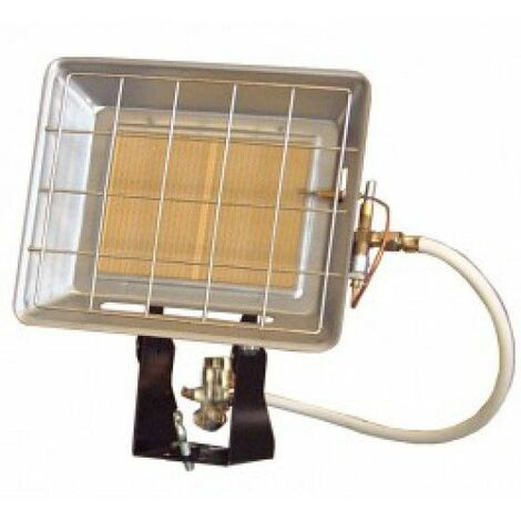 Chauffage radiant gaz SOVELOR mobile Plein Air- SOLOR 4200 CA/P - -