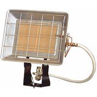 Chauffage radiant gaz SOVELOR mobile Plein Air- SOLOR 4200S - -