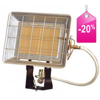 Chauffage radiants gaz mobile sovelor Intérieur SOVELOR - 8500MCA - -