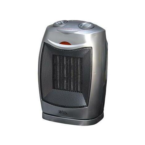 Chauffage radiateur céramique soufflant 1500W salle de bain chambre