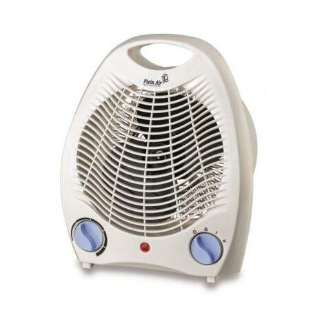 Chauffage radiateur soufflant électrique 2000W mobile - salle de bain