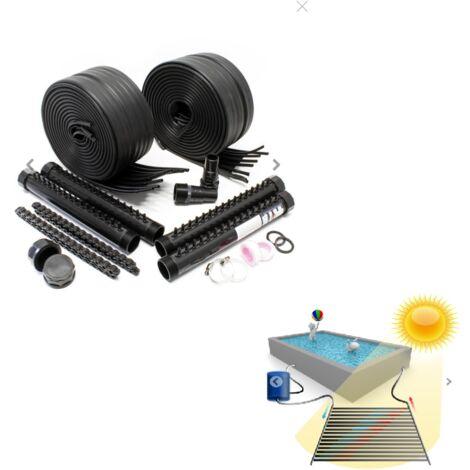 Chauffage / Réchauffeur de piscine solaire