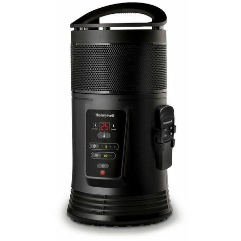 chauffage soufflant céramique 1800w - hz445e4 - honeywell