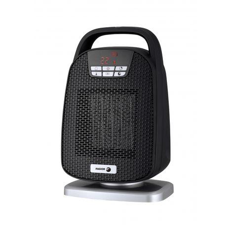 chauffage soufflant céramique digital 2000w noir - fg602 - fagor