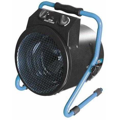 Chauffage soufflant électrique 3000W