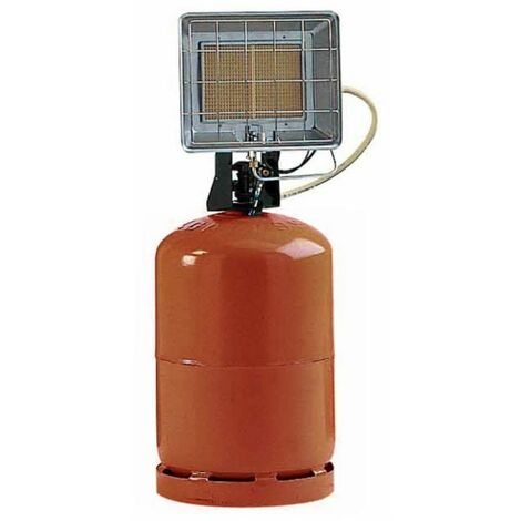 Chauffages radiants gaz mobiles SOVELOR SOLOR 4200 CAB
