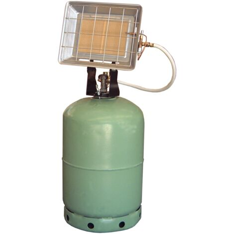 Chauffages radiants gaz mobiles SOVELOR SOLOR 4200 S