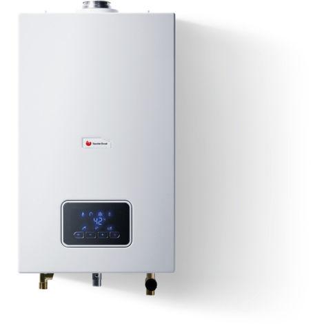 Chauffe-bain Opalia F15 - Saunier Duval - Butane propane - 580x350x181mm