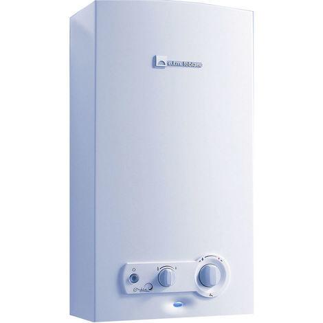 Chauffe-bains Gaz Ondea Hydropower ELM Leblanc LC11PVHY - plusieurs combustibles disponibles