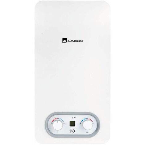 Chauffe-bains ONDEA LC10-4 PVB BAS NOX Gaz butane propane (avec veilleuse) + livraison gratuite !
