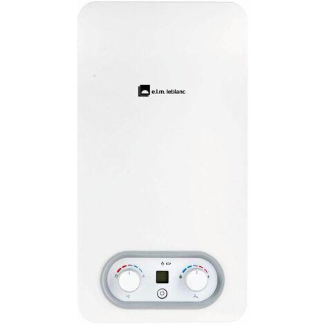 Chauffe-bains ONDEA LC10-4 VPN BAS NOX Gaz Naturel (avec veilleuse), livraison gratuite !