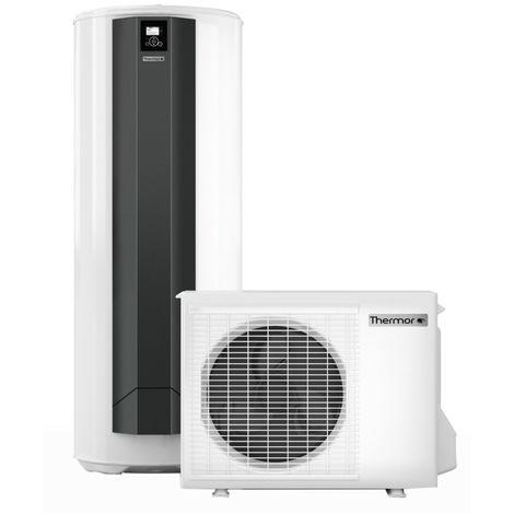 Chauffe-eau 270L stable thermodynamique aéromax split 2 THERMOR air extérieur
