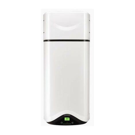 Chauffe-eau à pompe à chaleur Ariston Nuos Evo classe A+ 80 lt | Blanc