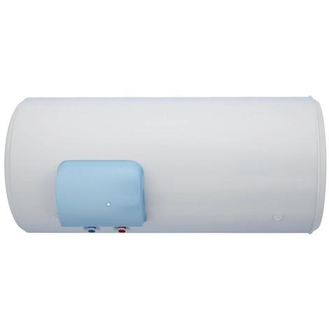 Chauffe-eau ACI hybride Atlantic ZENEO HYBRIDE VISION Horizontal mural 200L L1460 et 530 de diamètre