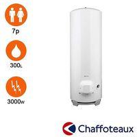 Chauffe-eau blindé - 300l - stable triphasé - chaffoteaux