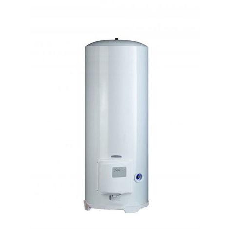 chauffe eau blinde monophase vertical sur socle ariston initio , 300