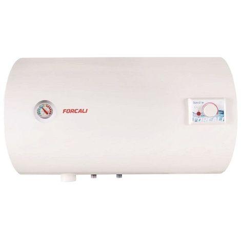 Chauffe-eau électrique 100 Litres horizontal FORCALI Serie SEDNA