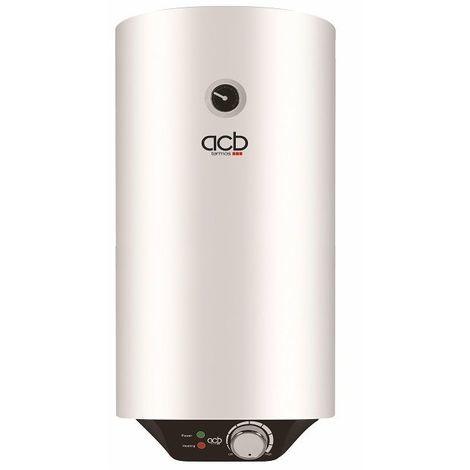 chauffe eau lectrique 100 litres vertical acb 30822. Black Bedroom Furniture Sets. Home Design Ideas