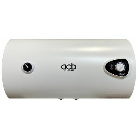 Chauffe-eau electrique 50 Litres Horizontal ACB
