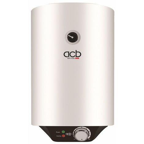 Chauffe-eau electrique 50 Litres vertical ACB