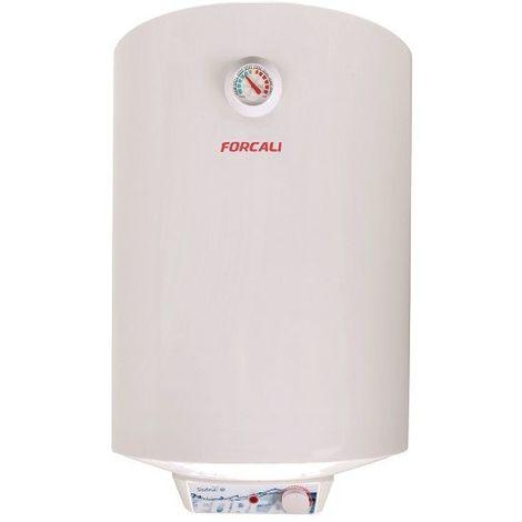 Chauffe-eau électrique 50 Litres vertical FORCALI Serie LUX