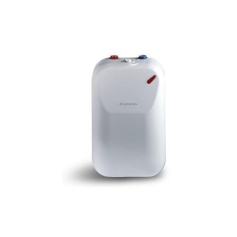 Chauffe-eau electrique 5l mural sur evier 2000W 230V pour lave-mains NTP 50 ARISTON 3100655