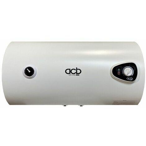 Chauffe-eau electrique 80 Litres Horizontal ACB