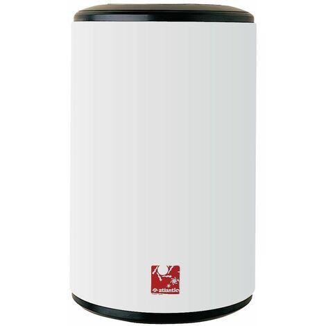 Chauffe eau electrique a resistance blindee ATLANTIC ELECTRIQUE 30 litres sur evier etroit mono, ref. 321104