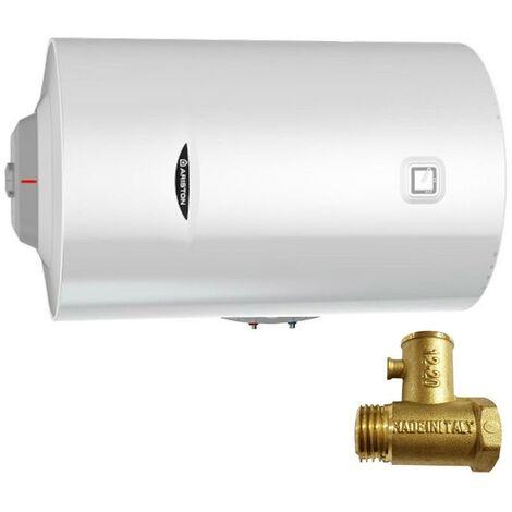 Chauffe-eau électrique Ariston PRO1 R 100 H/3 UE 100 litres Horizontal 3201921