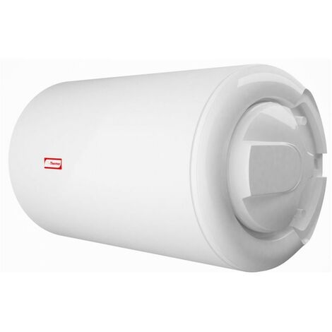 Chauffe-eau électrique Blindé 100L horizontal raccordement côté (863410)