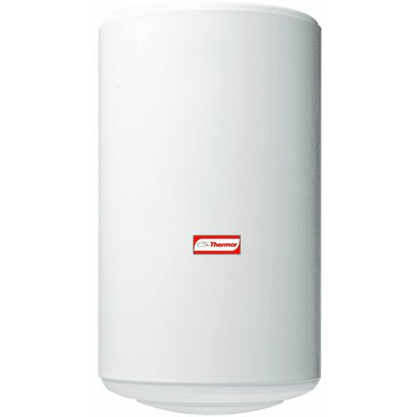 Chauffe eau électrique blindé - Monophasé - 150 l - Puissance : 2200 W - Horiz. Raccord. Dessous - Ø 505 mm - H. 1180 mm