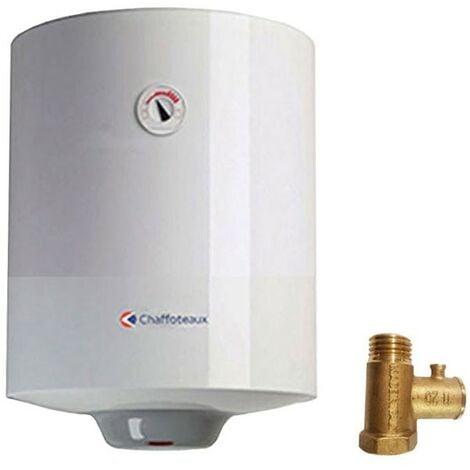 Chauffe-eau électrique Chaffoteaux CHX EVO EU 50 Litres Vertical 3201152