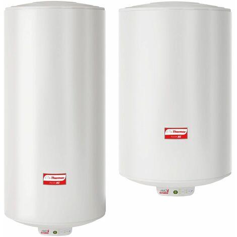 Chauffe eau électrique DURALIS ACI+ électronic - Monophasé - 150 l - Puissance 1800 W - Vertical mural étroit - Ø 505 mm - Haut. 1240 mm*