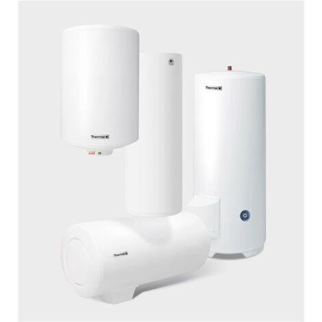 Chauffe eau électrique DURALIS ACI+ électronic - Monophasé - 200 l - Puissance 2400 W - Stable, posé au sol - Ø 575 mm - Haut. 1260 mm