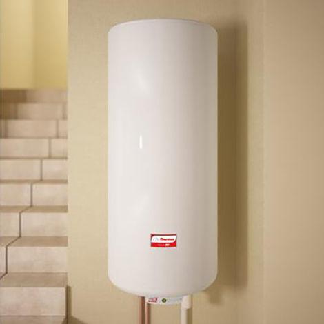 Chauffe eau électrique DURALIS ACI+ électronic - Monophasé - 200 l - Puissance 2400 W - Vertical mural étroit - Ø 513 mm - Haut. 1570 mm*