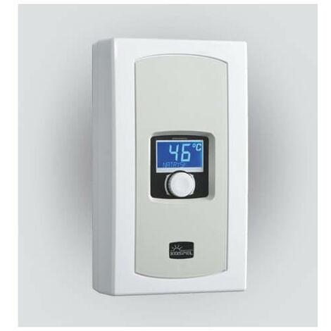 Chauffe-eau électrique instantané EPME electronic avec écran LCD 5.5 à 9.0 kW 230V Kospel
