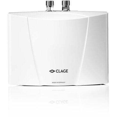 Chauffe-eau électrique instantané pour lavabo - MBH 3 - Débit 2,0 l/min. Puissance : 3,5 Kw - 230 Volt - 15 A, avec câble - MONO