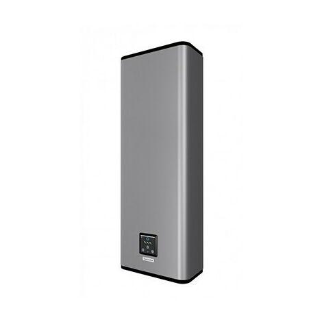Chauffe-eau électrique Malicio 2 connecté - 2250W - Plat Multiposition - 40L - 1 personne - Silver