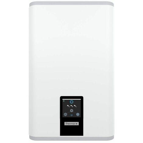 Chauffe-eau électrique MALICIO 2 - Multiposition - 40 litres - Puissance 2250 W - Couleur : Blanc