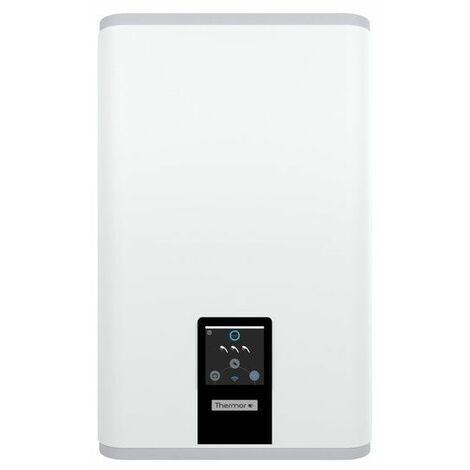 Chauffe-eau électrique MALICIO 2 - Vertical - 100 litres - Puissance 2400 W - Couleur : Blanc