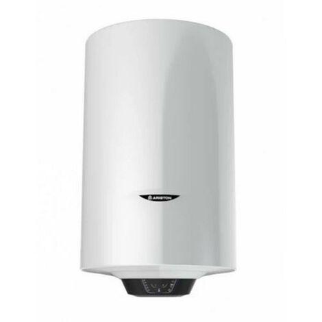 Chauffe-eau électrique mural à accumulation Ariston PRO1 ECO 100 V vertical | Blanc