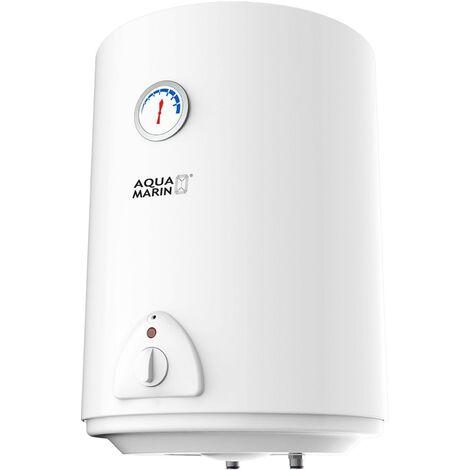 Chauffe-eau électrique réservoir en silicone 50 litres Puissance 1500W thermostat à 75 °C