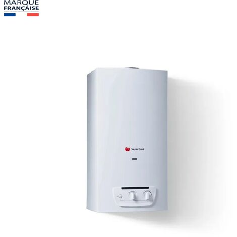 Chauffe-eau gaz SAUNIER DUVAL, OPALIA C11 BAS NOX veilleuse BUTANE PROPANE
