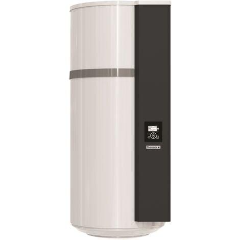 Chauffe-eau thermodynamique AEROMAX 5 - AEROMAX 5 VM 100L vertical mural Ø125mm ou ventouse