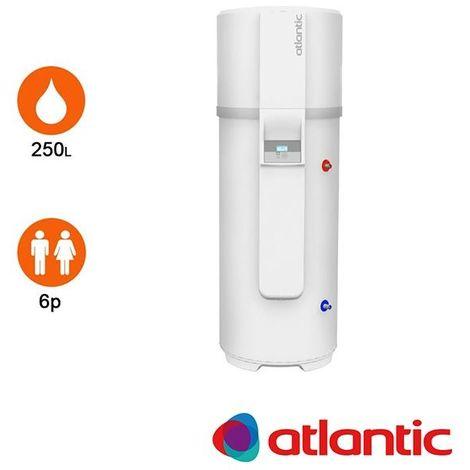Chauffe-eau Thermodynamique Atlantic Calypso 250L